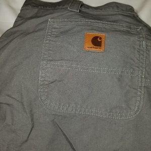 Carhartt Original Dungaree Fit 42x30 Green/Slate